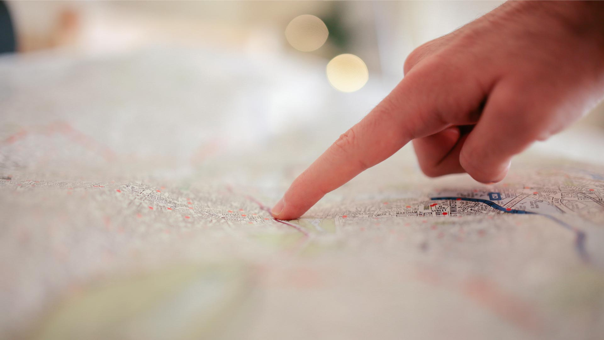 Better maps. Better data. Better decisions.